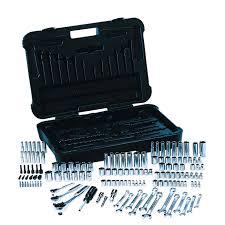 craftsman 193 piece mechanics tool sets 00939484 socket sets
