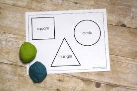 free printable shape playdough mats fun with play dough and shape play dough pages royal baloo