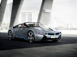 bmw u0027s i8 spyder concept will become reality driving plugin