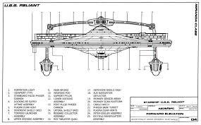 Blueprints by Star Trek Blueprints Miranda Class Starship U S S Reliant Ncc 1864