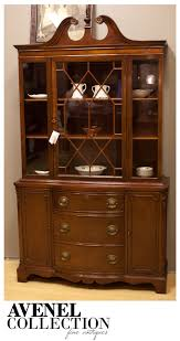 Reproduction Bedroom Furniture by Chippendale Style Reproduction China Cabinet Antiques In Chatham