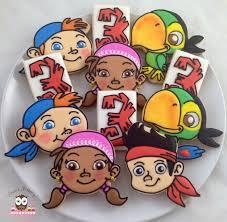 197 pirate cookies cakes u0026 ideas separate jake