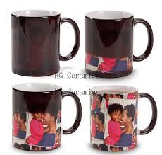 Color Changing Mugs by Color Change Mug China Manufacturer Sublimation Coated Mugs Hg