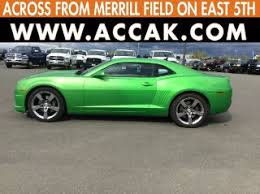 green camaro ss green chevrolet camaro for sale in