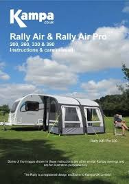 Air Awning Reviews 2018 Kampa Rally Air Pro 330 Caravan Air Awning The Caravan