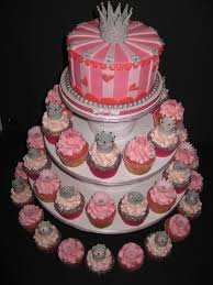 bridal cupcakes princess bridal shower cake cupcakes