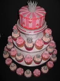 bridal cupcakes princess bridal shower cake cupcakes