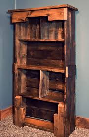 Building Wood Bookcases by 33 Wood Bookcase Building Plans This Bookshelf Plan Includes