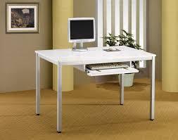 White Small Computer Desk Santa Clara Furniture Store San Jose Furniture Store Sunnyvale