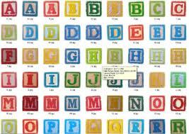 vintage block capital letter clip art by periwinkle art tpt