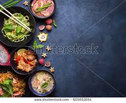 rice cuisine food background dishes cuisine ภาพสต อก 605651654