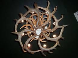 Authentic Antler Chandelier 976 Best Antler Art Creations Images On Pinterest Deer Family