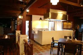 küche offen offen küche mit glaswand zuschauen beim kochen picture