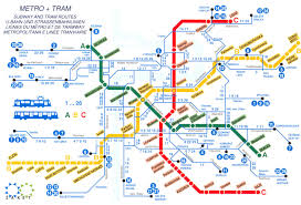Metro Map Chicago by Prague Subway Map My Blog