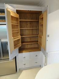 Kitchen Cabinet Pantry Best 25 Freestanding Pantry Cabinet Ideas On Pinterest Kitchen