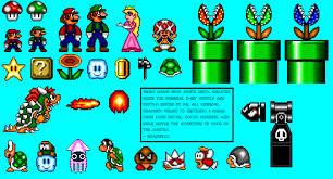mario bros pixel art practice gbatemp net independent