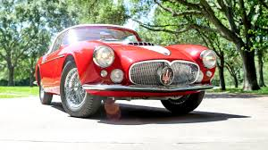 maserati a6gcs spyder maserati a6g2000 gran sport spyder by frua prototipo 2180 09 1956