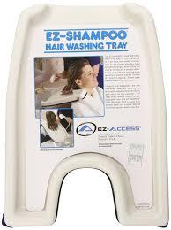 Portable Sink For Hair Salon by Ez Shampoo Hair Washing Tray Walmart Com