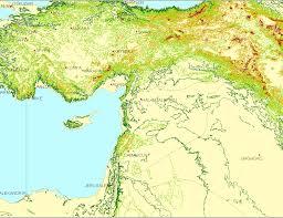 Baghdad Map Baghdad
