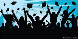graduation backdrops celebrate all of the graduates backdrops graduation 2015