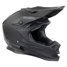lightweight motocross helmet oneal new 2017 mx 7 series evo dirt bike motorbike matte black