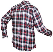 Most Comfortable Flannel Shirt Police Gear Long Sleeve Flannel Shirt