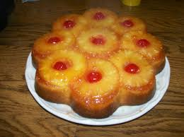 pineapple upside down cake using demarle flexipan mold demarle