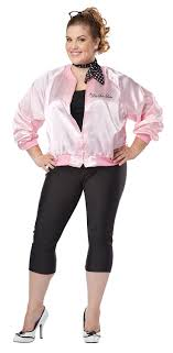 plus size costumes for women california costumes women s plus size the pink satin