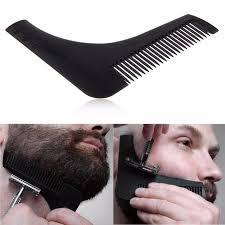 comb bro beard shaping man gentleman shaving brush trim