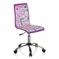 chaise de bureau fille chaise de bureau pour fille le monde de léa