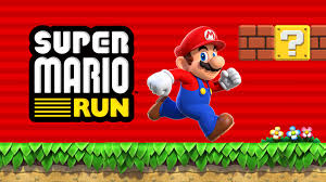 super mario run iphone game from nintendo has a release date and a