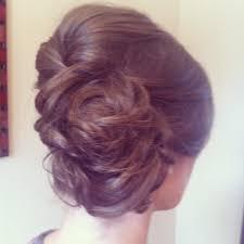 wedding hair pinterest low side bun with loose curls pinned up wedding hair bridal hair