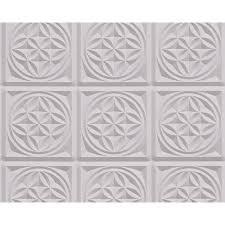 as creation oslo tile pattern wallpaper faux kitchen bathroom 329802