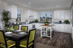 Kitchen Table Or Island This Model Home Kitchen Found In The Bella Monte Community In