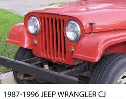 jeep grill skin grills
