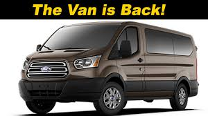 ford transit off road 2016 2017 ford transit wagon review detailed in 4k youtube
