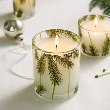 thymes candles thymes frasier fir pine needle candle fresh scent
