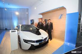 first ever bmw i showroom and service centre is now open in