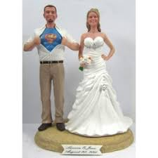superman wedding cake topper superman wedding cake toppers