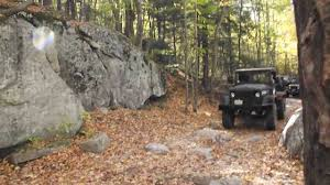 old truck jeep big army truck duce climbing obstacle old florida rd western