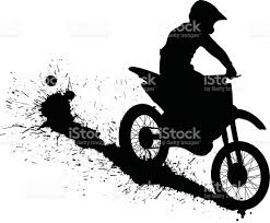 jeep off road silhouette dirtbike vector stock vector art 96337518 istock