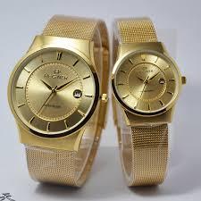 Foto Jam Tangan Merk Alba jam tangan hegner 386 gold original jual jam tangan
