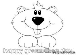 100 ideas ground hog coloring pages emergingartspdx