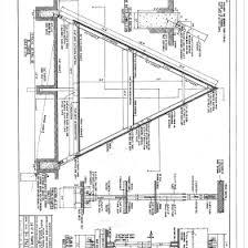 a frame blueprints small a frame house plans free 28 images a frame cabin a frame