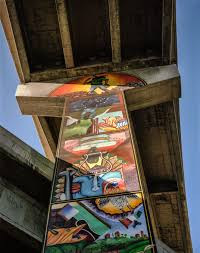 myth and reason on the mexican border travel smithsonian historic chicano park beneath san diego s coronado bridge is home to 72 outdoor murals including undocumented worker by michael schnorr