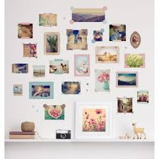 photo frame wall stickers australia family tree wall decals on wall sticker photo frames set