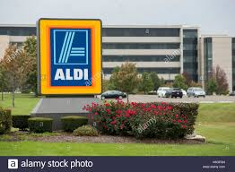 siege social aldi aldi photos aldi images alamy