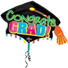 congrats grad cap colorblast balloon ronjo magic costumes and