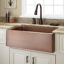 copper kitchen sink undermount sink restaining cabinets elegant kitchen copper kitchen farmhouse sinks white fur rug simple dining bench copper