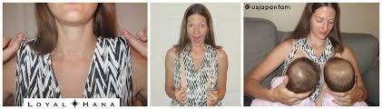 nursing wear loyal hana maternity nursing wear